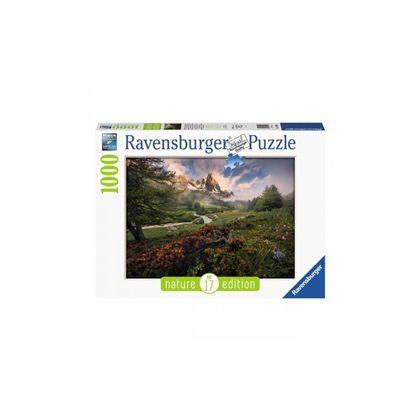 Puzzle 1000 atmosfera pintoresca en la vallée de l - 26915993