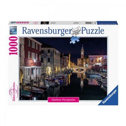 Puzzle 1000 canales de venecia - 26916196