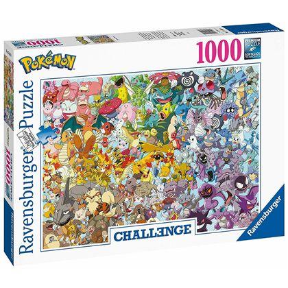 Puzzle 1000 challenge puzzle pokemon - 26915166