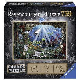 Puzzle 759 submarino
