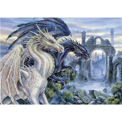 Puzzle 1000 dragones místicos - 26919638(1)