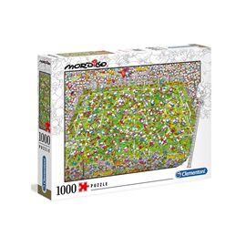 Puzzle 1000 piezas mordillo the match