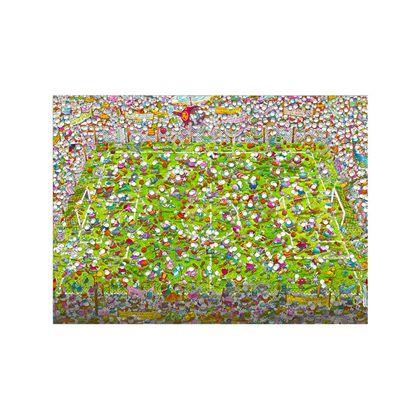 Puzzle 1000 piezas mordillo the match - 06639537(1)