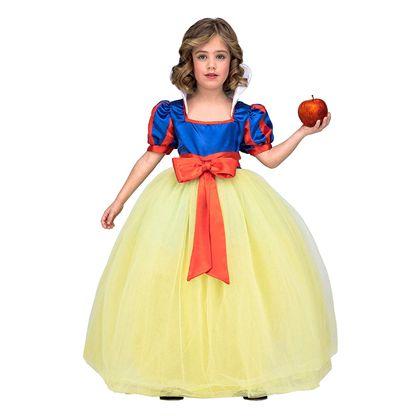 Disfraz princesa tutu amarillo - 55225075