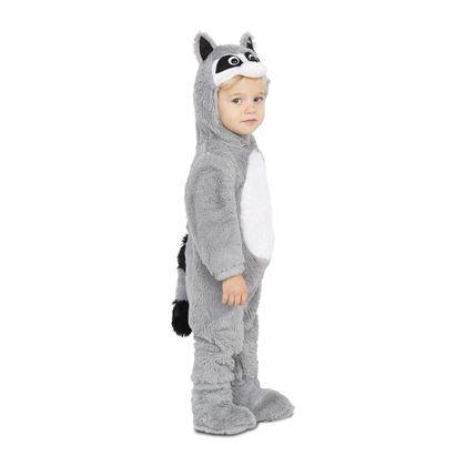 Disfraz mapache 12-24 meses - 55220103