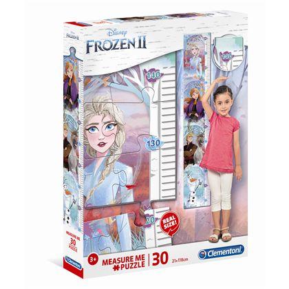Puzzle 30 piezas y metro frozen 2 - 06620331