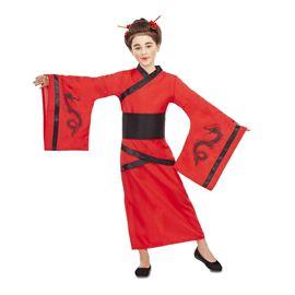 Disfraz china dragon 5-6 años