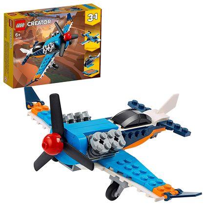 Avión de hélice lego creator - 22531099