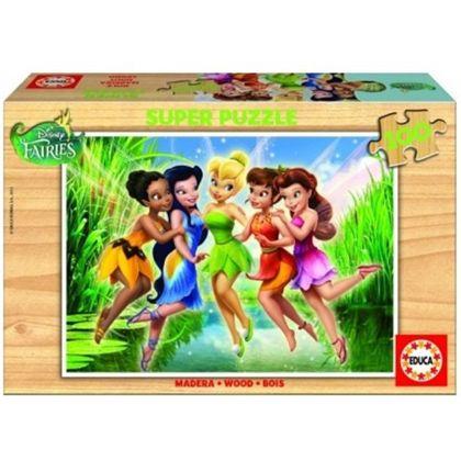 Puzzle 100 fairies - 04014659