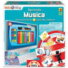 Educa multimedia musica castellano