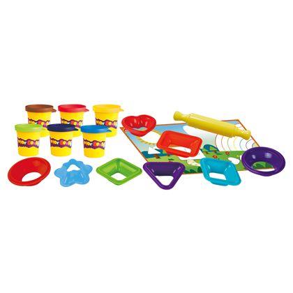 Colores y formas de plastelina - 87600501(1)