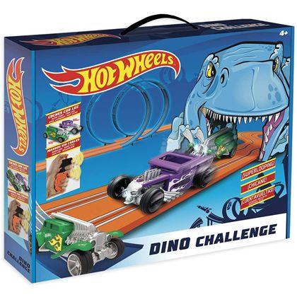 Pista hot wheels dino challenge - 06191008