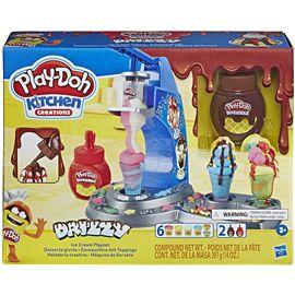 Play-doh maquina helados