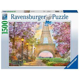 Puzzle 1500 amor en paris