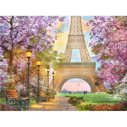 Puzzle 1500 amor en paris - 26916000(1)