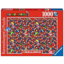 Puzzle 1000 challenge super mario