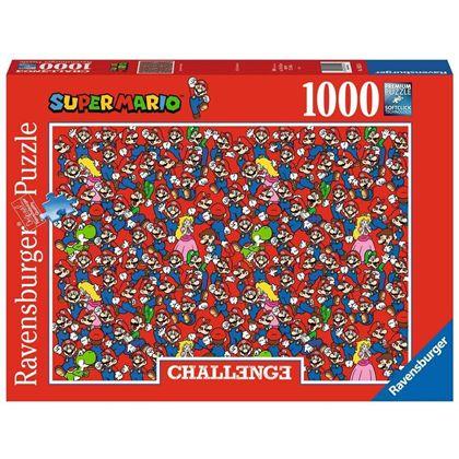 Puzzle 1000 challenge super mario - 26916525