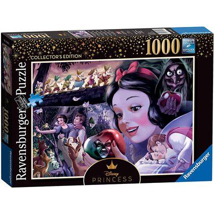 Puzzle 1000 snow white (disney heroines collector) - 26914849