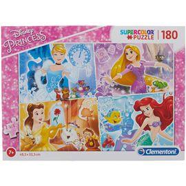 Puzzle 180 princesas