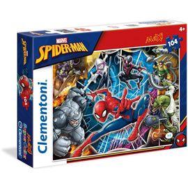 Puzzle 104 spiderman