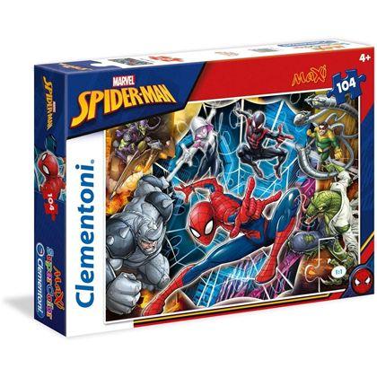 Puzzle 104 spiderman - 06623716