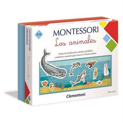 Montessori los animales - 06655291