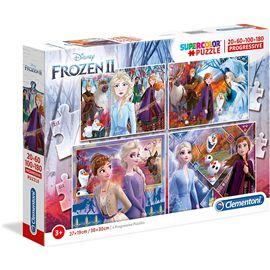 Puzzle frozen 60+100+180