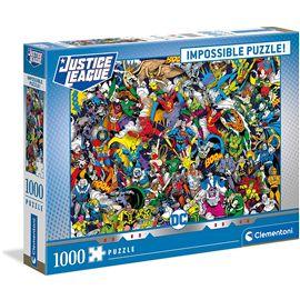 Puzzle 1000 dc comics imposible
