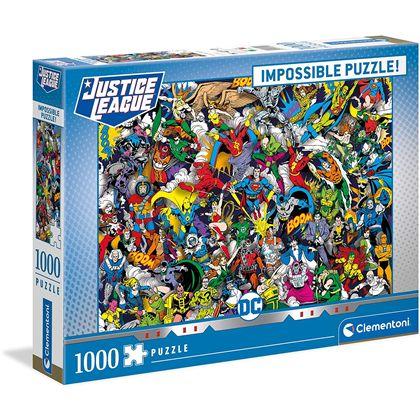 Puzzle 1000 dc comics imposible - 06639599