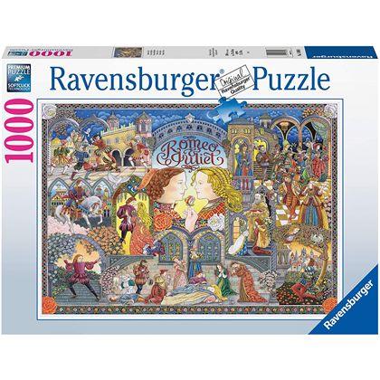 Puzzle 1000 romeo y julieta - 26916808
