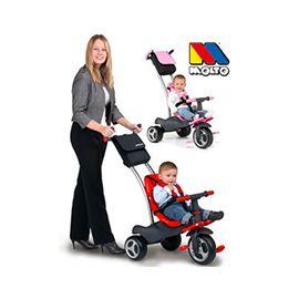 Triciclo con cinturones y bolsa - 26512213