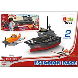 Portaviones estacion base planes - 18025020