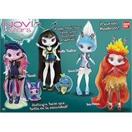Novi stars nuevas muñecas