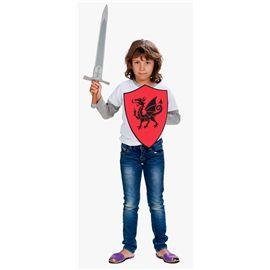 Escudo y espada - 90501259