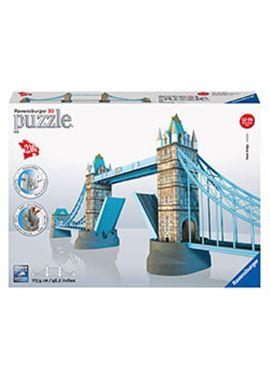 Puzzle 3d tower bridge - 26912559