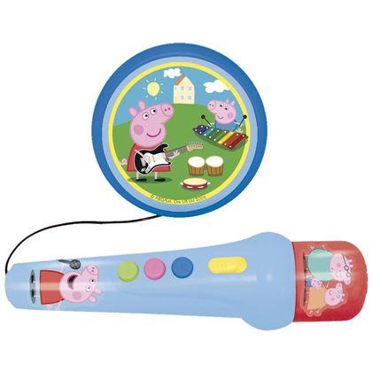 Micro de mano peppa pig con amplificador - 31002321(1)