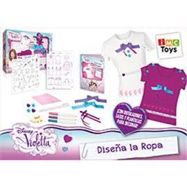 Diseña la ropa violetta - 18015012
