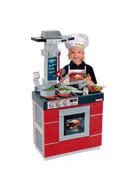 Cocina compacta miele roja - 21209044(3)