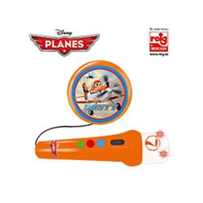 Micro de mano con amplificador aviones - 31005338