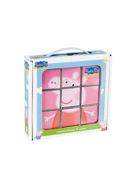 Rompecabezas peppa pig 9 cubos - 04888233