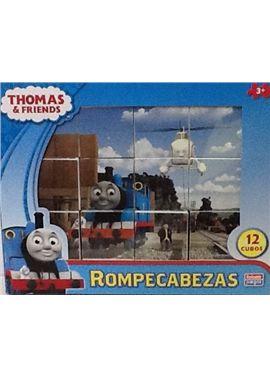 Rompecabezas 12 thomas & friends - 12522018