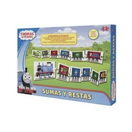 Thomas & friends sumas y restas - 12522010