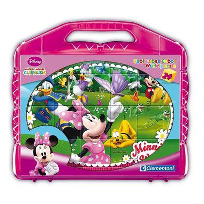 Maletin 24 minnie mouse club house minnie - 06642416