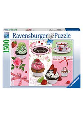 Puz.1500 cupcakes decorado - 26916274