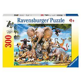 Puzzle 300 amigos africanos