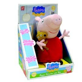 Peluche peppa pig con voz - 02584255(2)