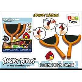 Juego de lanzadores angry birds - 18035393