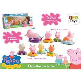 Figuritas baño peppa pig (precio unidad) - 18060037