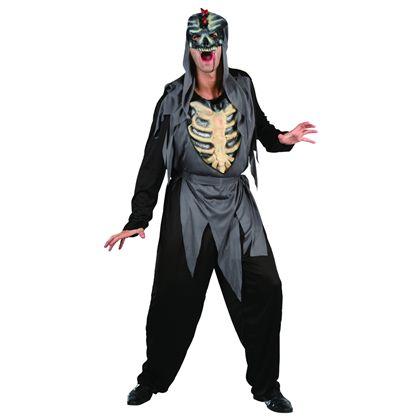 Disfraz esqueleto - 92791229