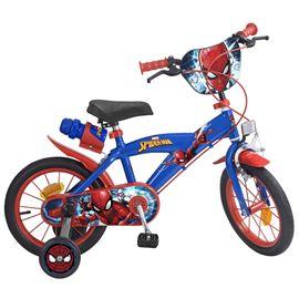 "Bicicleta spiderman 14"" - 34300874"